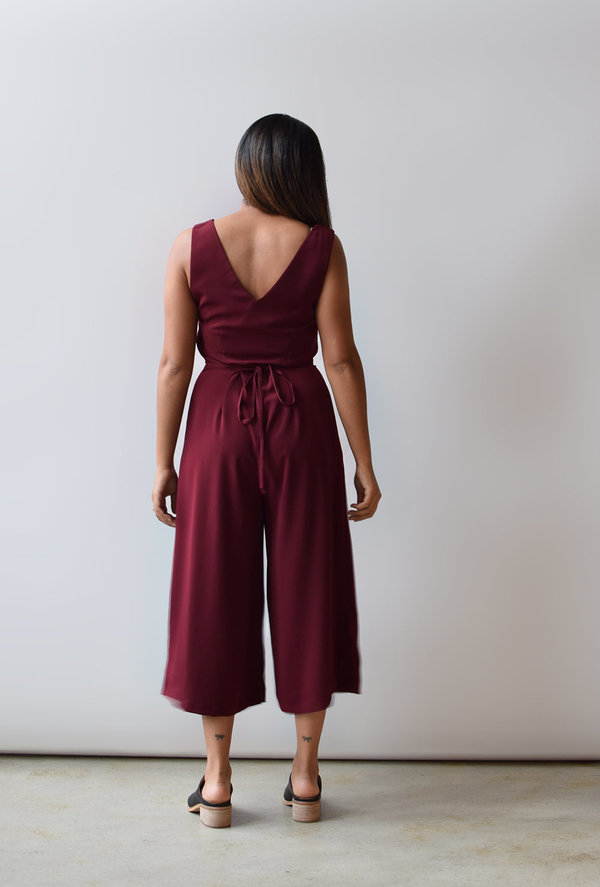 Lumiere Basic Jumpsuit