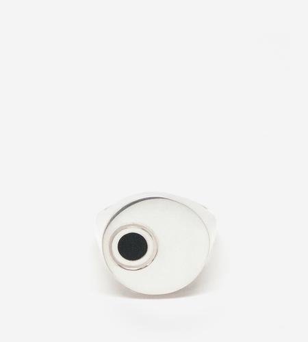 Luz Ortiz Inlay Signet Ring