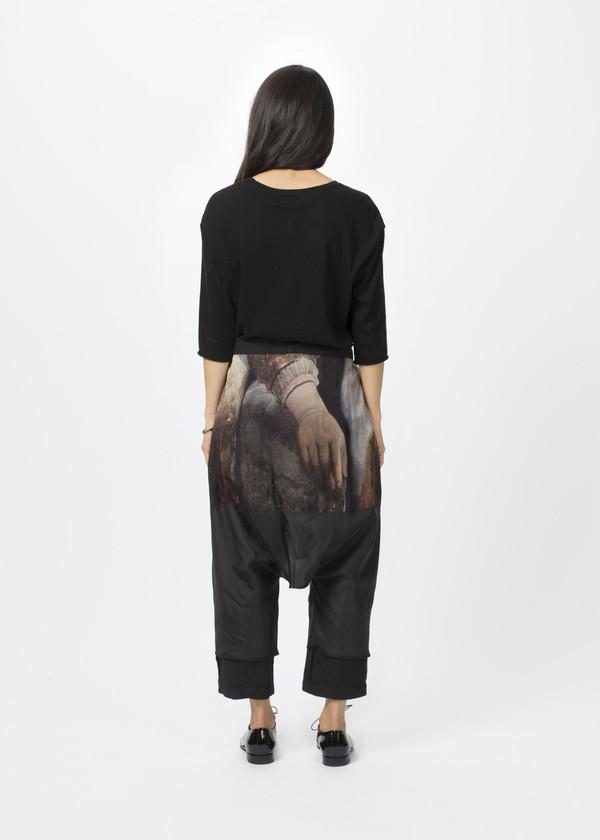 Rundholz Reversible Rembrandt Pant