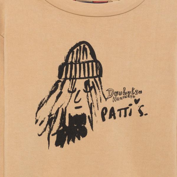 The Animals Observatory Bear Kid's Sweatshirt