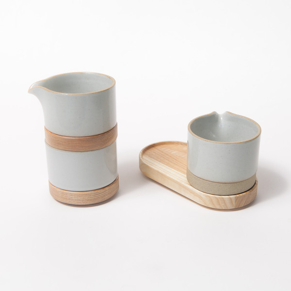 Hasami Porcelain Trays/Lids