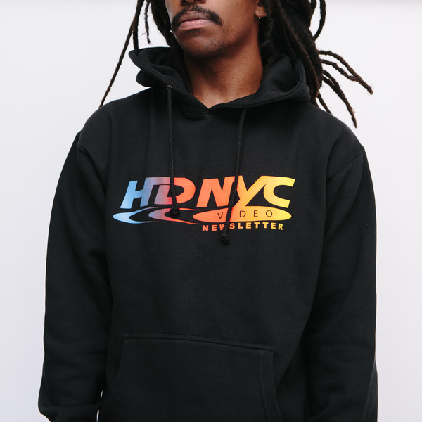 Chinese New Year HD NYC Video Newsletter Hoodie