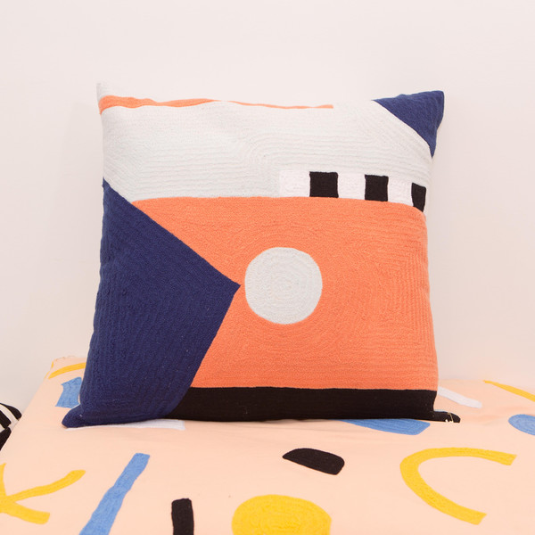Dusen Dusen Landscape Pillow