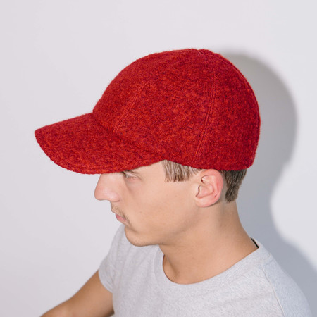 Yestadt Ponyboy Boucle Red