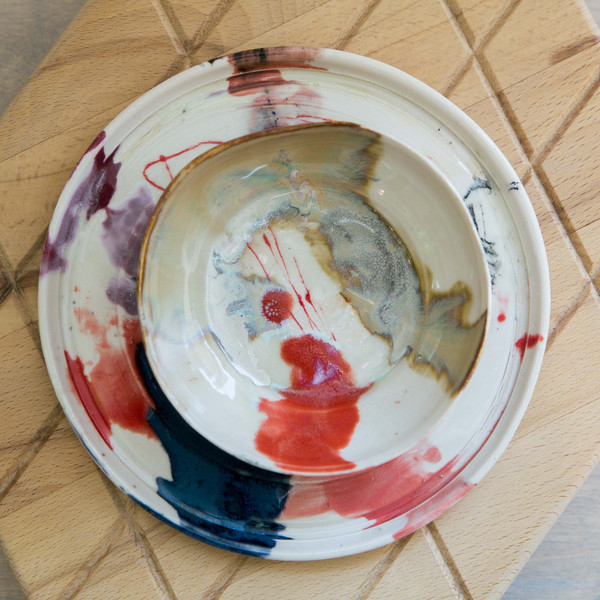 GLAZE MOODS BY JJL Small Plate