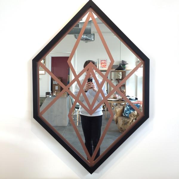 ALEX DREW & NO ONE Spectrum 3 Mirror