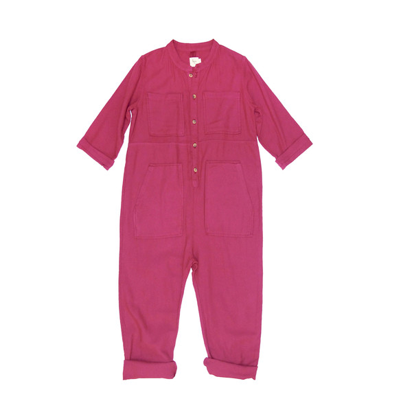 nico nico Saturn Flannel Jumpsuit