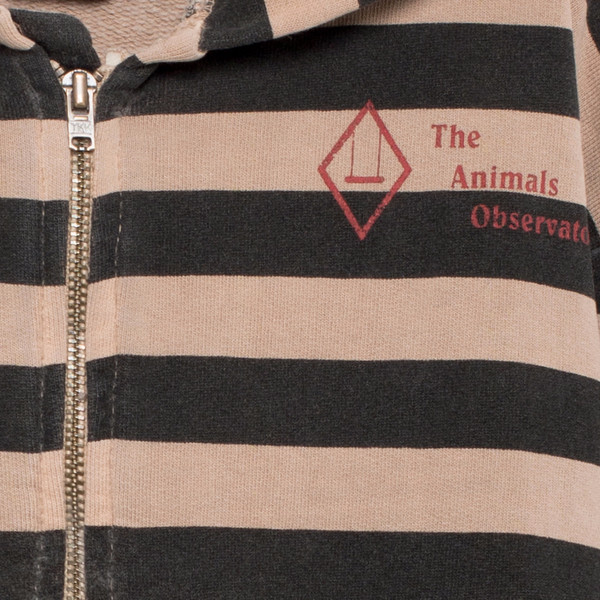 The Animals Observatory Seahorse Kid's Sweatshirt
