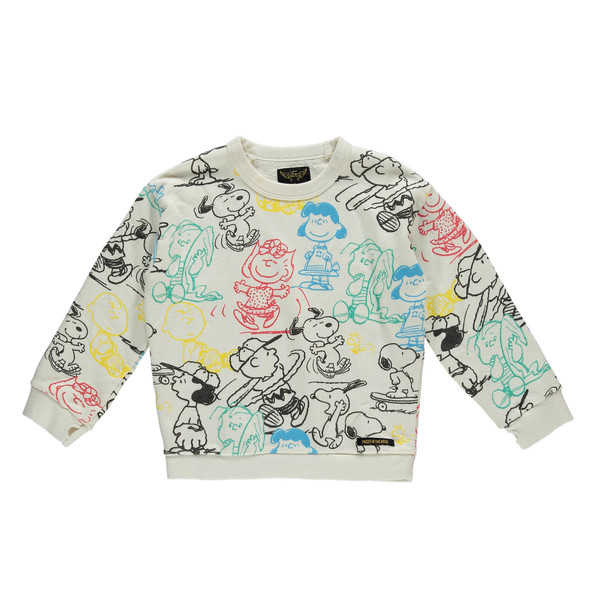 Finger in the Nose Turner Snoopy Sweater