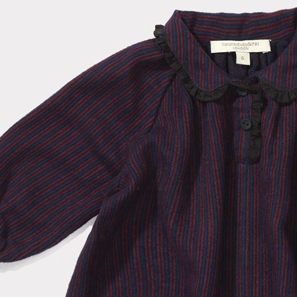 Caramel Verdite Baby Dress