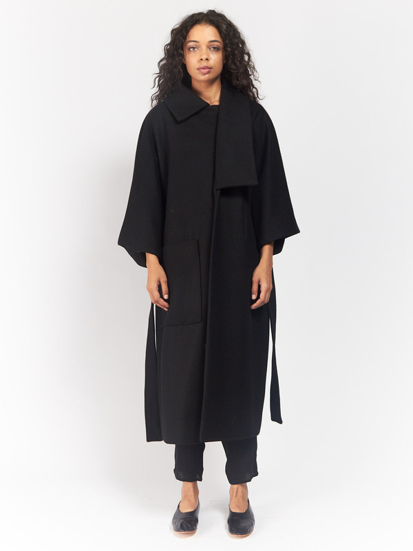 Henrik Vibskov Cape Coat