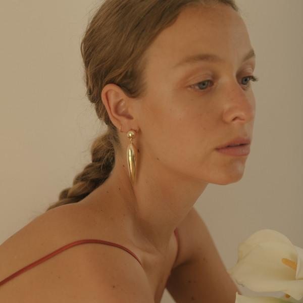 AGMES Audrey Earrings