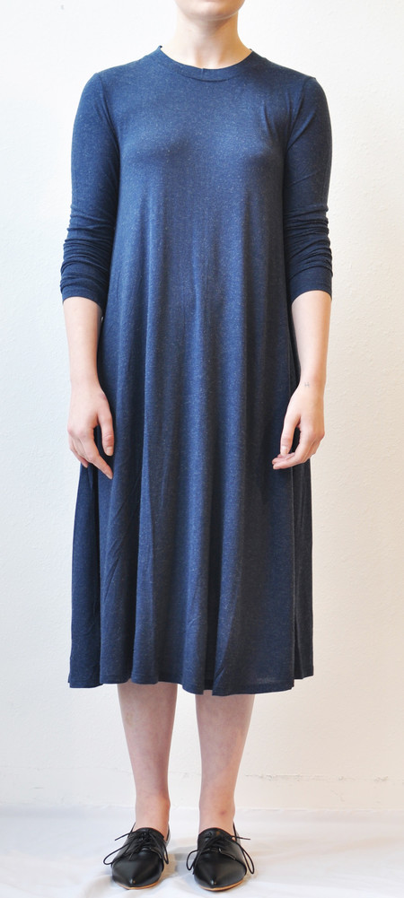 "Just Female ""Saxon"" A-Line Light Sweater Dress"