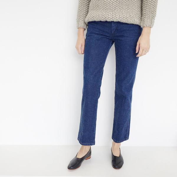 Johan Vintage Dark Wrangler Jeans
