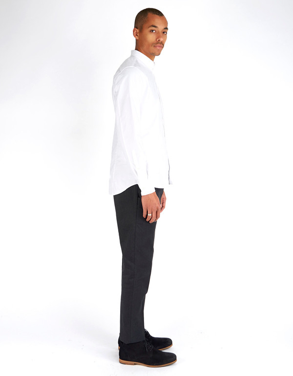 Filippa K Paul Oxford Shirt White