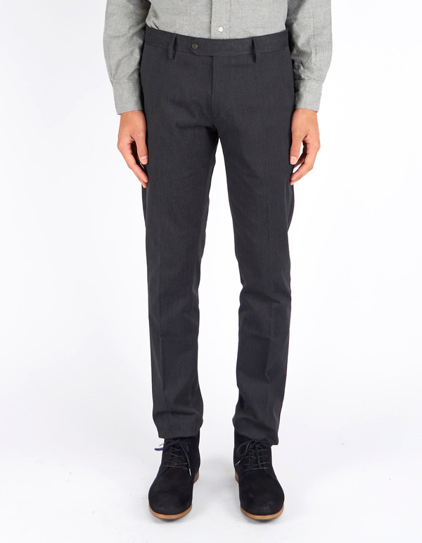 Men's No Nationality Theo Trouser Slate