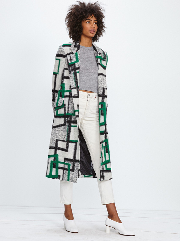VERONIQUE COAT / DECO