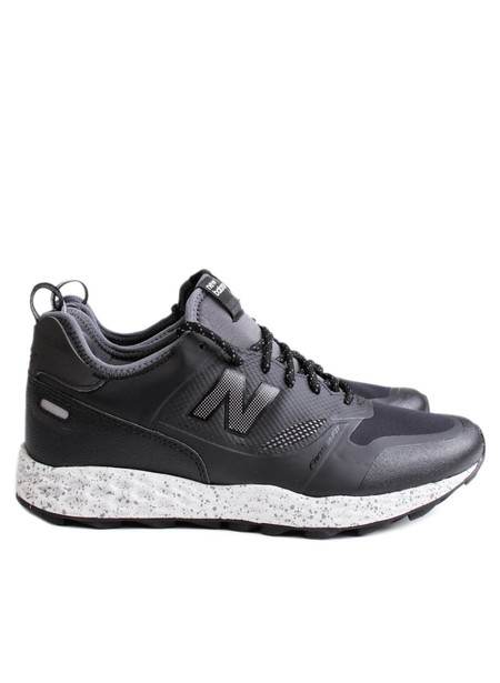 Men's New Balance MFLTBBG Trail Buster Black/Grey