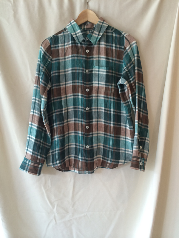 A.P.C Button up