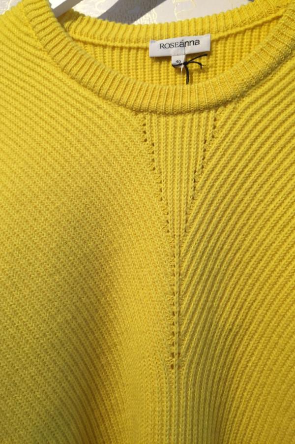 Roseanna 'Zach' Ribbed sweater