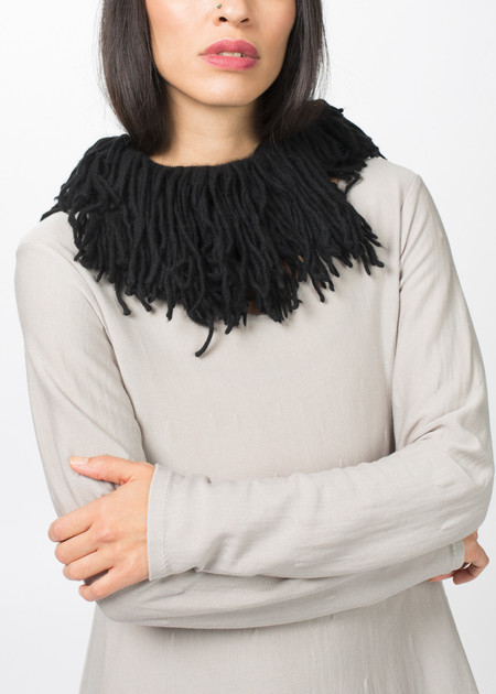 Manuelle Guibal Cashiak Knit Collar