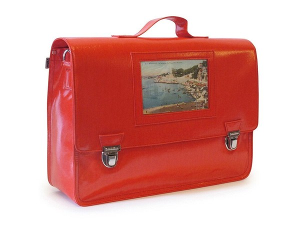 Miniseri Red Photo School Bag - Dodo Les Bobos