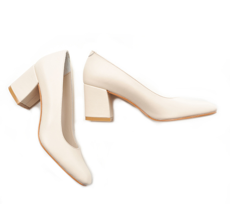 Maryam Nassir Zadeh Maryam Pump in Warm White