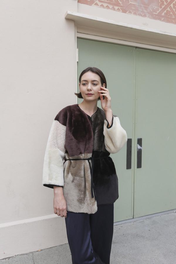 Milena Silvano Diamond Kimono