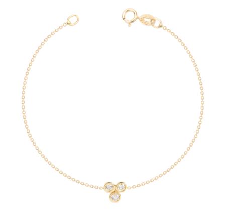Hortense Clover Bracelet