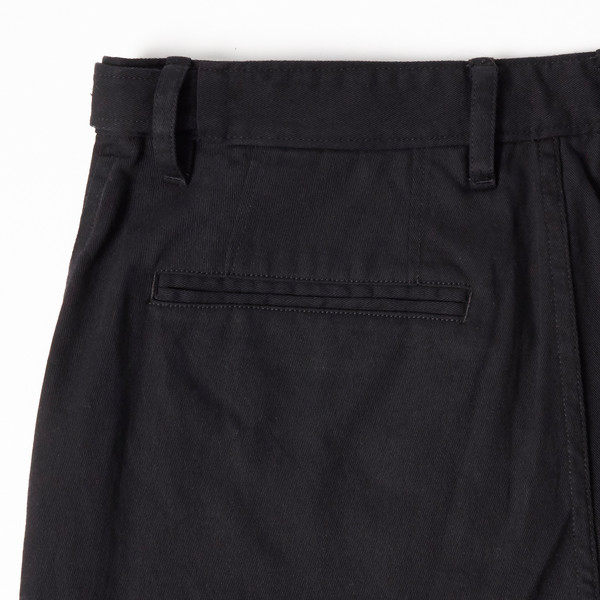 Men's Corridor Straight Chino - Black