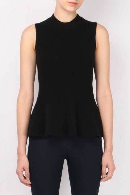 Veronica Beard Billie Peplum Sweater