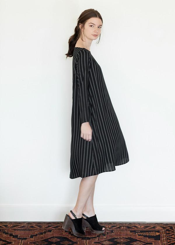 Megan Huntz Janet Dress, Striped