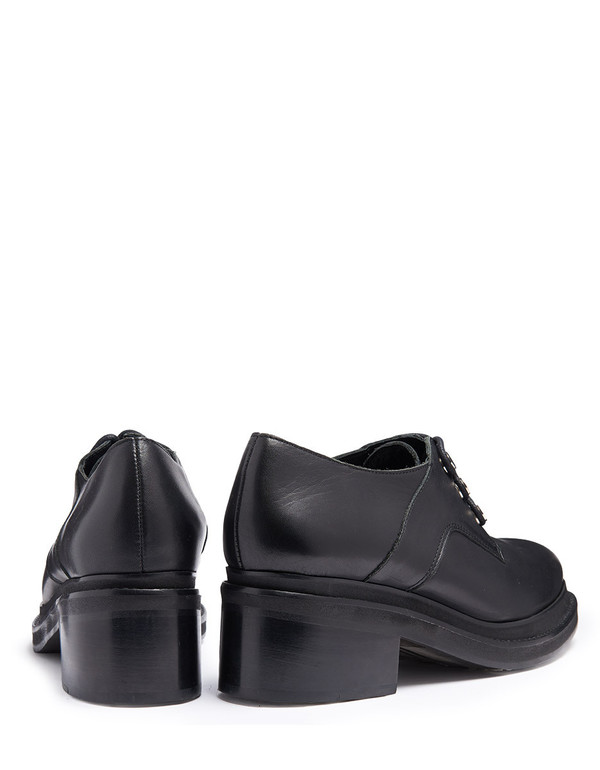 Miista Carey Black Shoe