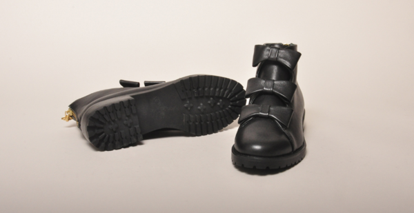 F-Troupe Leather Bow Boot