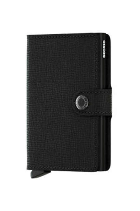 SECRID Mini Wallet | Crisp Black