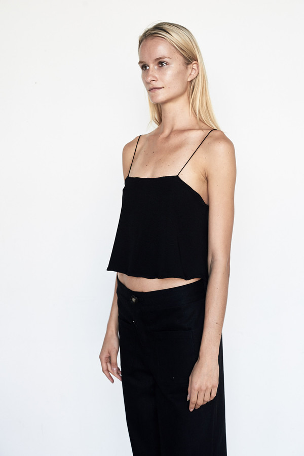 Index Series Waffle Knit Cami Top