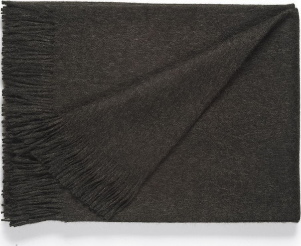 Latierra Alpaca Solid Alpaca Throw