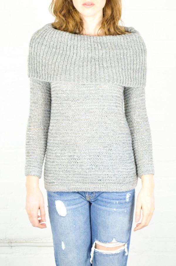 Heartloom Dove Ivy Sweater