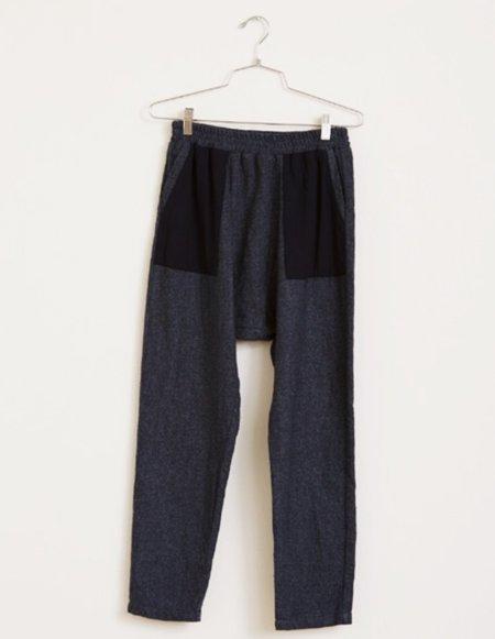 Atelier Delphine. Lounge Pants. Ocean