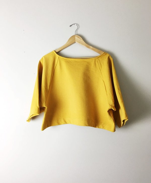 Ilana Kohn Mo Crop Top Gold