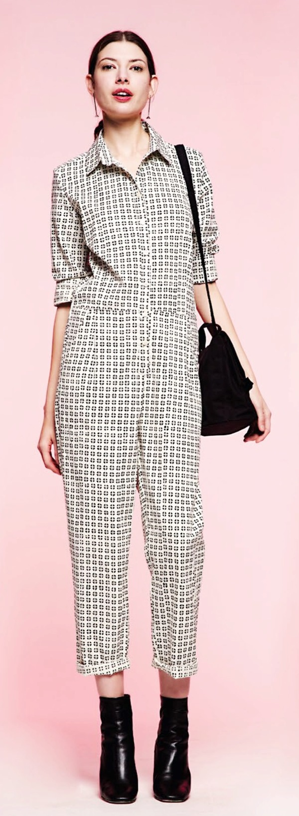 Loup Keira Jumpsuit Dots