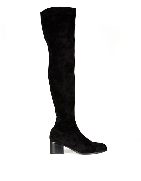 Sol Sana Aden Boot Black