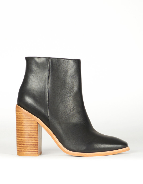 Sol Sana Fox Boot Black
