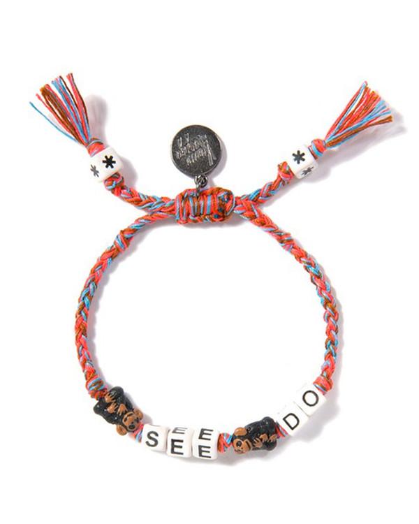 Venessa Arizaga Monkey See Monkey Do Bracelet