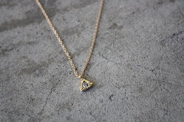 Lio & Linn Gray Diamond Necklace