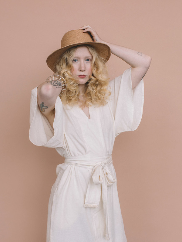 Brookes Boswell Jackson Straw Hat