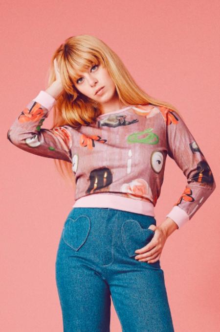 Samantha Pleet Spell Shirt