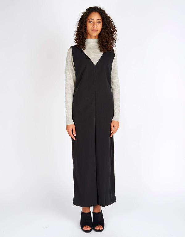 Just Female Sydney Overalls Black