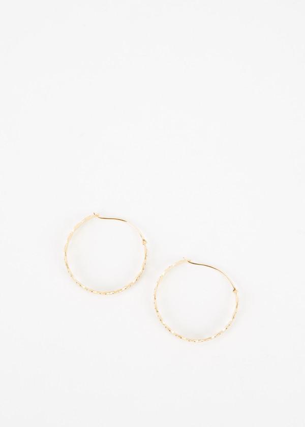 5 Octobre Large Randy Earrings