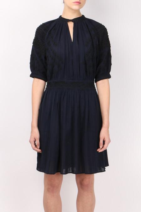 Vanessa Bruno Frivole Embroidered Dress